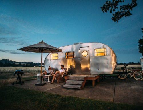 Hartz 4 – Umzug auf den Campingplatz